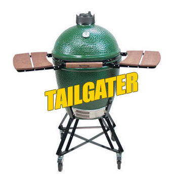 Big Green Egg Tailgater Package