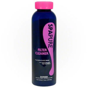 Spa Pure Filter Cleaner